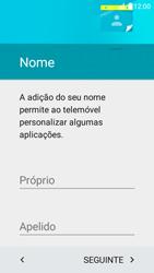 LG K4 - Primeiros passos - Como ligar o telemóvel pela primeira vez -  7