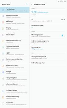 Samsung Galaxy Tab A 10.1 - Android Nougat - Internet - Handmatig instellen - Stap 5