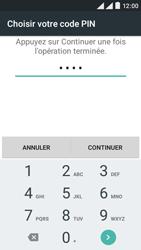 Wiko Rainbow Lite 4G - Sécuriser votre mobile - Activer le code de verrouillage - Étape 8