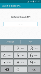 Samsung Galaxy A5 (A500FU) - Sécuriser votre mobile - Activer le code de verrouillage - Étape 10