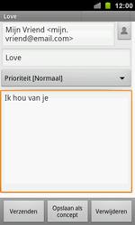 KPN Smart 200 - E-mail - Hoe te versturen - Stap 9