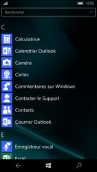 Microsoft Lumia 650 - Photos, vidéos, musique - Créer une vidéo - Étape 3
