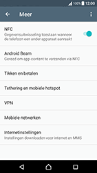 Sony Xperia X Performance (F8131) - Netwerk - 4G/LTE inschakelen - Stap 5