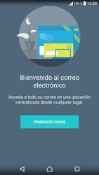 Sony Xperia E5 (F3313) - E-mail - Configurar correo electrónico - Paso 4