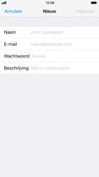 Apple iPhone 6s - iOS 11 - E-mail - Account instellen (POP3 zonder SMTP-verificatie) - Stap 7