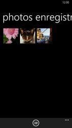 Nokia Lumia 930 - Photos, vidéos, musique - Envoyer une photo via Bluetooth - Étape 6