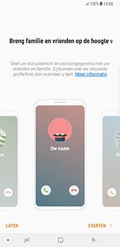 Samsung Galaxy Note 8 - Contactgegevens overzetten - delen via Bluetooth - Stap 4