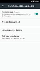 Motorola Moto C Plus - Aller plus loin - Désactiver les données à l'étranger - Étape 6
