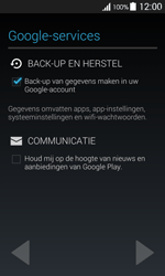 Samsung G357 Galaxy Ace 4 - Applicaties - Account instellen - Stap 15