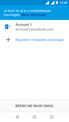 Nokia 1 - E-mail - e-mail instellen (outlook) - Stap 12