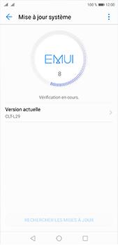 Huawei P20 pro - Aller plus loin - Mettre à jour le logiciel interne de votre mobile - Étape 6