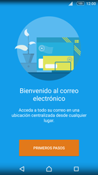 Sony Xperia M5 (E5603) - E-mail - Configurar correo electrónico - Paso 4