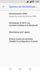 Nokia 1 - Appareil - Réinitialisation de la configuration d