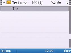 Nokia E5-00 - Mms - Sending a picture message - Step 4