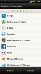 HTC One S - Premiers pas - Créer un compte - Étape 13