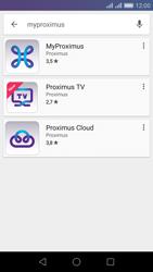 Huawei Honor 5X - Applicaties - MyProximus - Stap 7