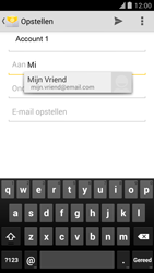 Blackphone Blackphone 4G (BP1) - E-mail - Hoe te versturen - Stap 6