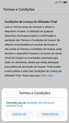Huawei P10 - Primeiros passos - Como ligar o telemóvel pela primeira vez -  6