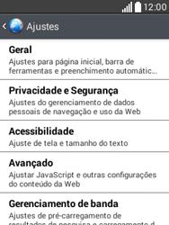 LG D100 L20 - Internet (APN) - Como configurar a internet do seu aparelho (APN Nextel) - Etapa 22