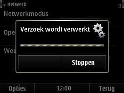 Nokia E6-00 - Bellen - in het buitenland - Stap 10