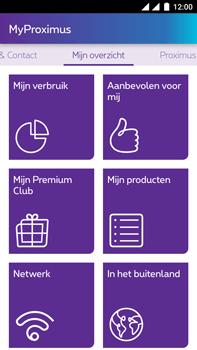 OnePlus 3 - Applicaties - MyProximus - Stap 12