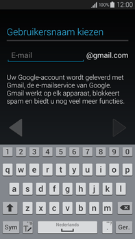 Samsung Galaxy Note 4 4G (SM-N910F) - Applicaties - Account aanmaken - Stap 7