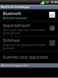 LG C660 Optimus Pro - Bluetooth - koppelen met ander apparaat - Stap 8