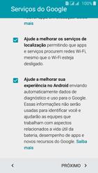 Samsung Galaxy J5 - Primeiros passos - Como ativar seu aparelho - Etapa 15