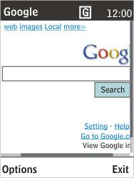Nokia 6303i classic - Internet - Internet browsing - Step 5
