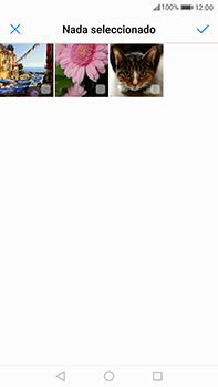 Huawei P10 Plus - E-mail - Escribir y enviar un correo electrónico - Paso 14