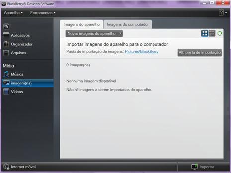 BlackBerry 9620 - Conexão com pc - Como transferir arquivos do computador para seu aparelho - Etapa 7