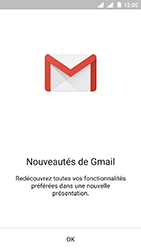 Nokia 3 - Android Oreo - E-mail - Configuration manuelle (outlook) - Étape 4