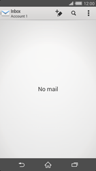 Sony Xperia Z2 (D6503) - E-mail - Sending emails - Step 4