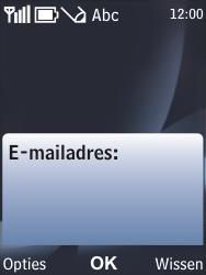 Nokia 6700 classic - E-mail - e-mail instellen: POP3 - Stap 10