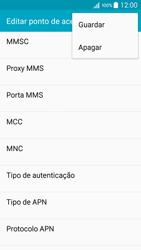 Samsung Galaxy A5 - MMS - Como configurar MMS -  15