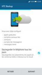 HTC Desire 626 - Premiers pas - Créer un compte - Étape 31