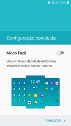 Samsung Galaxy J3 Duos - Primeiros passos - Como ativar seu aparelho - Etapa 19