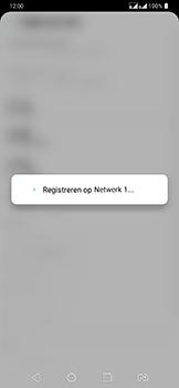 LG g7-fit-dual-sim-lm-q850emw - Netwerk selecteren - Handmatig een netwerk selecteren - Stap 11