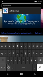 Microsoft Lumia 550 - Applications - MyProximus - Étape 6