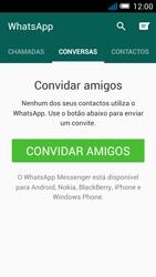 Alcatel POP C7 - Aplicações - Como configurar o WhatsApp -  11