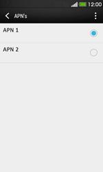 HTC Desire 500 - Internet - handmatig instellen - Stap 18