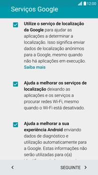 LG G4 - Primeiros passos - Como ligar o telemóvel pela primeira vez -  10