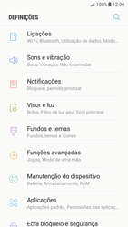 Samsung Galaxy S7 - Android Nougat - Internet no telemóvel - Como ativar 4G -  4