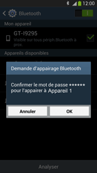 Samsung I9295 Galaxy S IV Active - Bluetooth - connexion Bluetooth - Étape 9