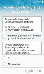 Samsung Galaxy Core Prime - Primeros pasos - Activar el equipo - Paso 6