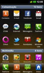 LG Optimus 3D Max - Email - Como configurar seu celular para receber e enviar e-mails com todos os provedores exceto Hotmail - Etapa 3