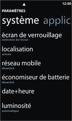 Nokia Lumia 800 - Réseau - utilisation à l'étranger - Étape 7