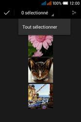Alcatel OT-4015X Pop C1 - Photos, vidéos, musique - Envoyer une photo via Bluetooth - Étape 8