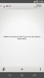 Sony C6903 Xperia Z1 - Wifi - configuration manuelle - Étape 4
