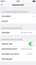 Apple iPhone 5c - e-mail - handmatig instellen - stap 22